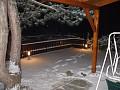 Chata Dunaj v zime