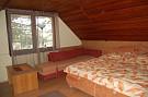 Chata Dunaj - spálňa
