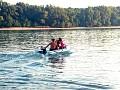 Vodné športy na Dunaji